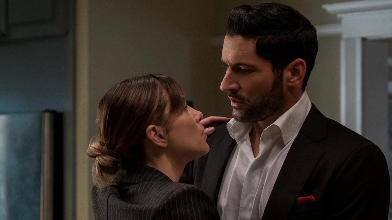 Lucifer saison 5 : dans les coulisses de la scène de sexe entre Lucifer et Chloe