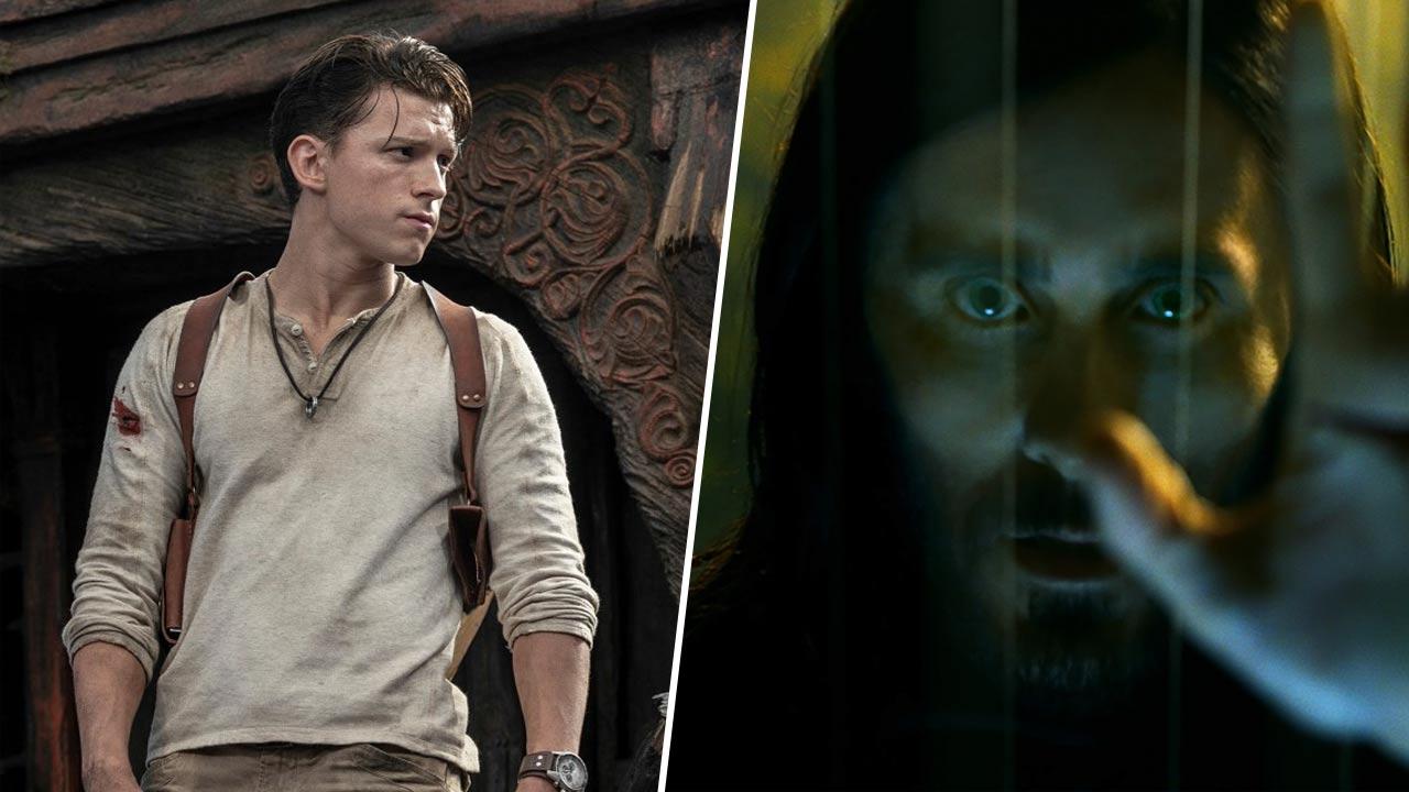 Uncharted, Morbius, SOS Fantômes... Sony reporte ses blockbusters