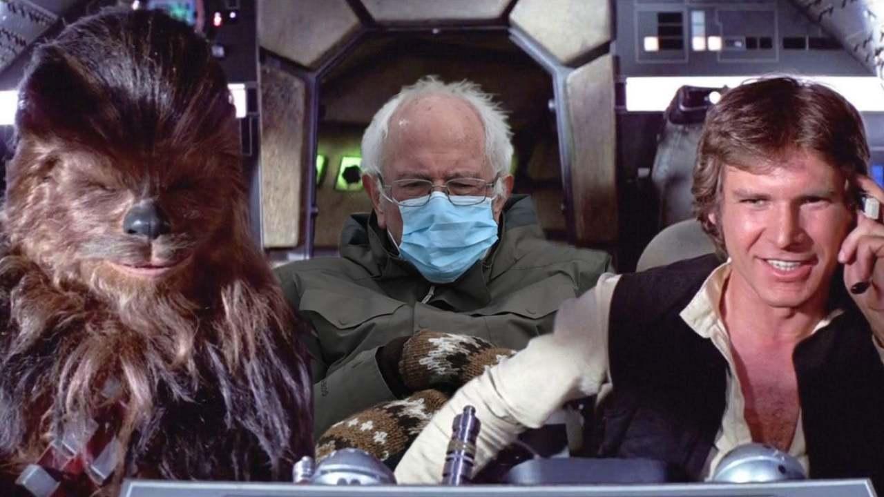 Bernie Sanders : de Star Wars à Game of Thrones, il s'invite dans la pop culture