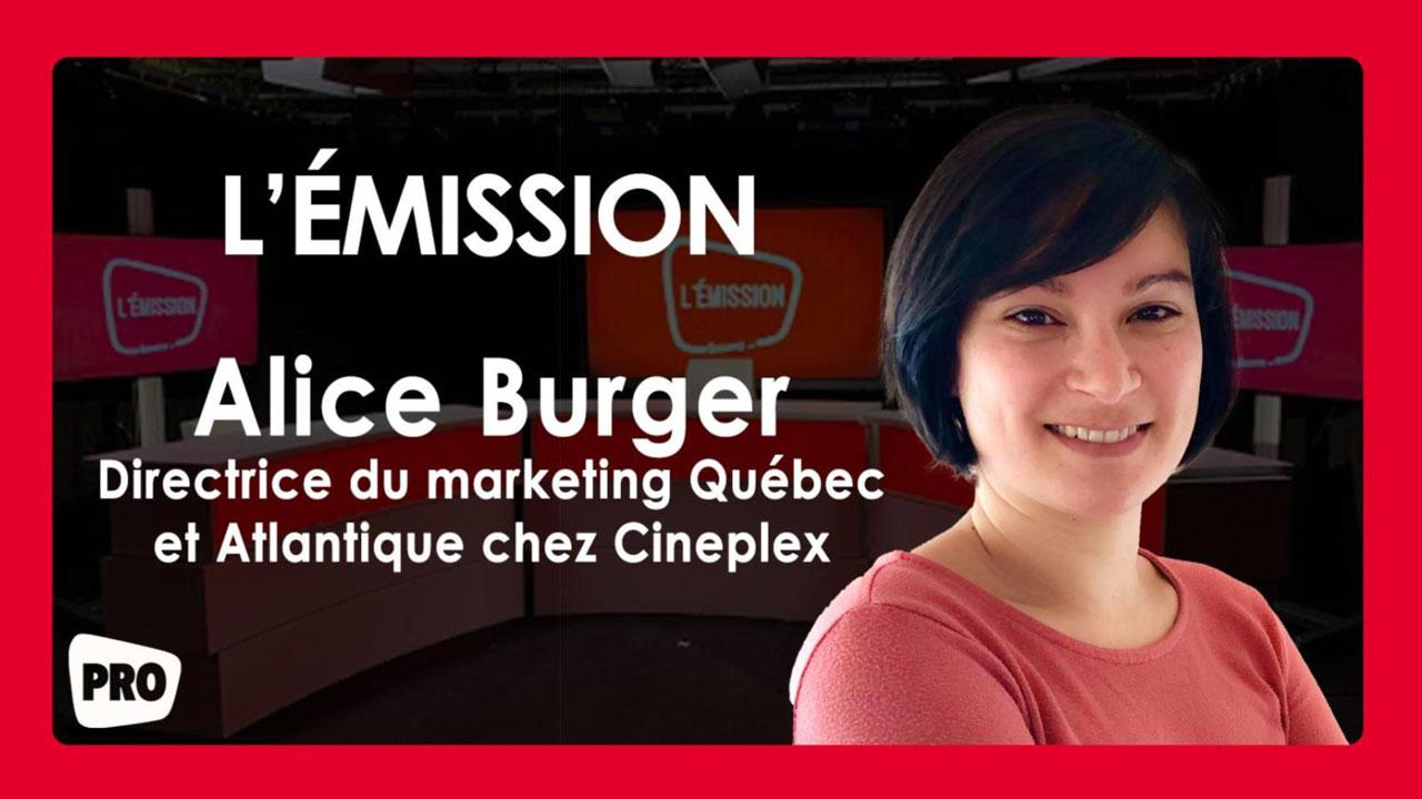 """Boxoffice l'émission #13 : """"La réouverture au Québec est une vraie bouffée d'air"""""""