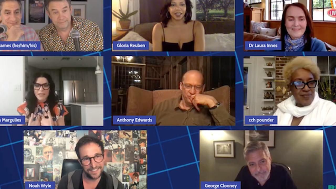 Urgences : le casting se réunit plus de 10 ans après la fin de la série – News Séries à la TV