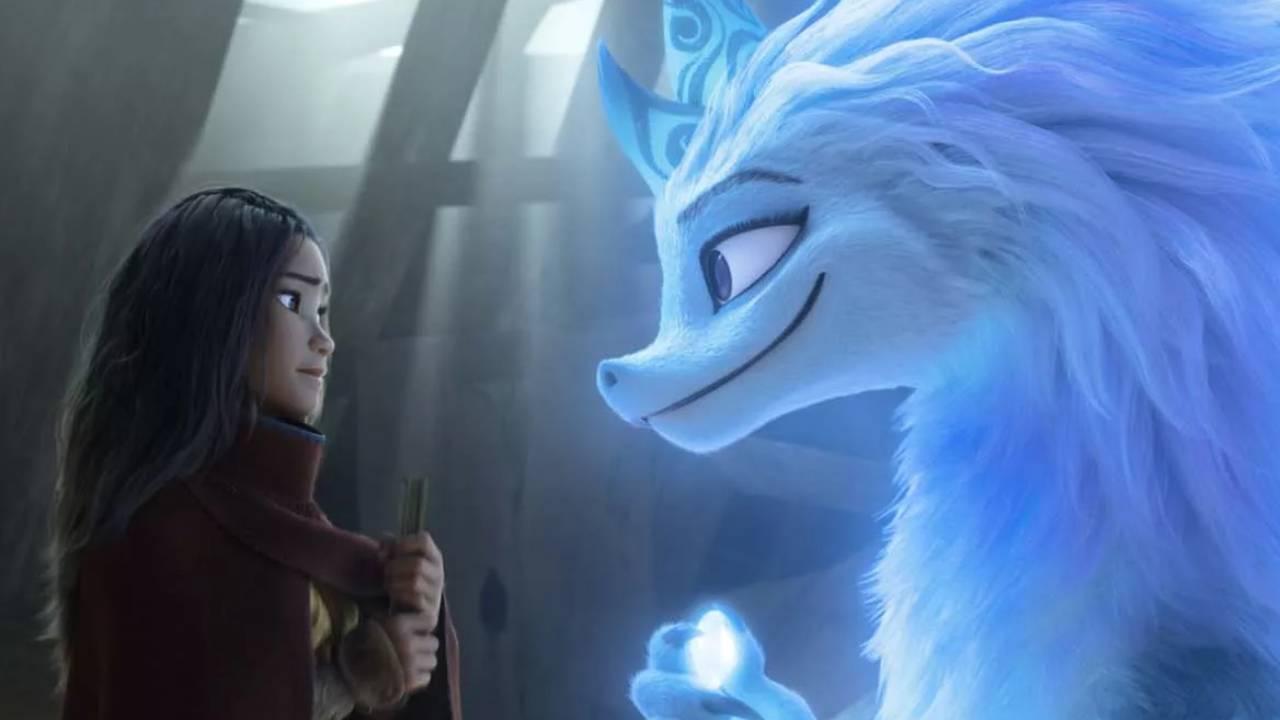 """Raya et le dernier dragon sur Disney+ : """"Eviter l'appropriation culturelle était important pour nous"""""""
