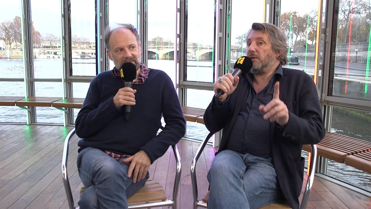Les 2 Alfred : Denis et Bruno Podalydès reviennent sur leur carrière