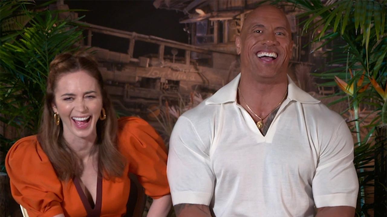 """Jungle Cruise par Emily Blunt et Dwayne Johnson : """"L'aventure épique de l'été"""""""