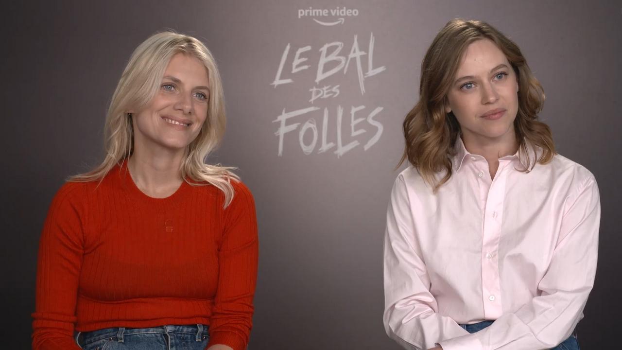 Le Bal des folles sur Prime Video : Mélanie Laurent et Lou de Laâge livrent leurs secrets de tournage