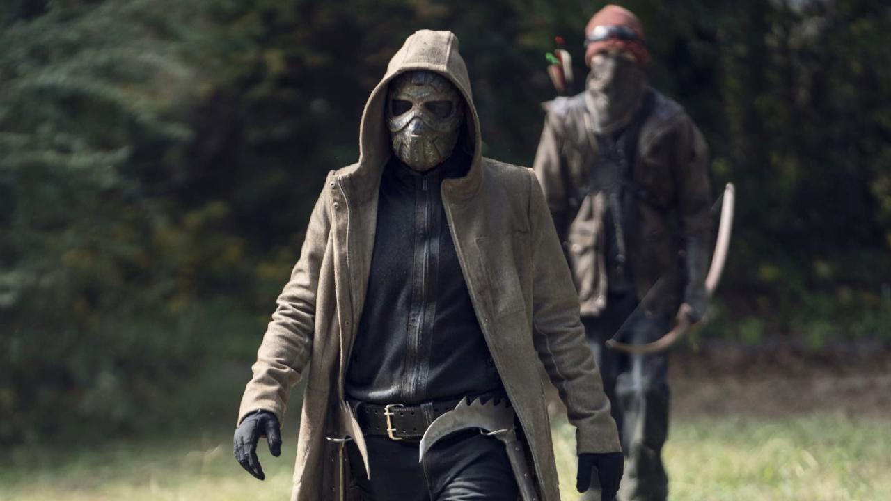 The Walking Dead sur OCS: les Reapers à visage découvert dans l'épisode 4