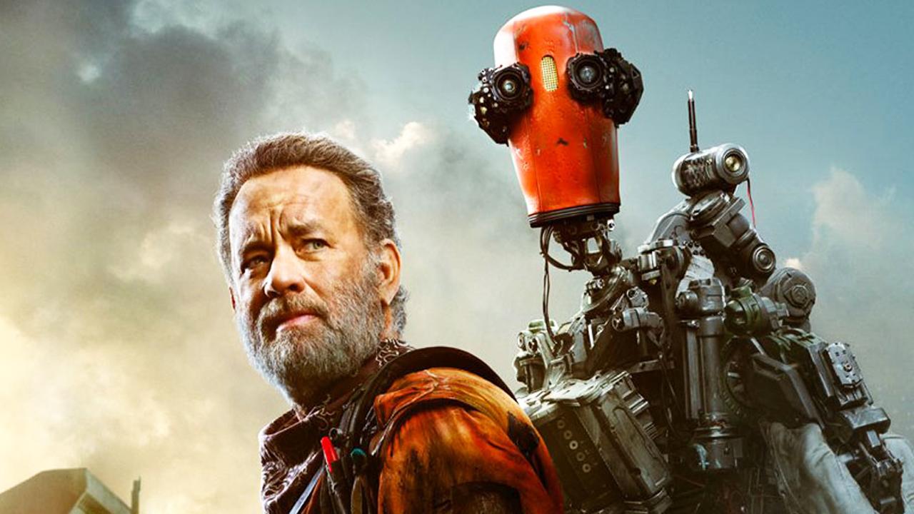 Bande-annonce Finch sur Apple TV+ : Tom Hanks se la joue seul au monde après l'apocalypse