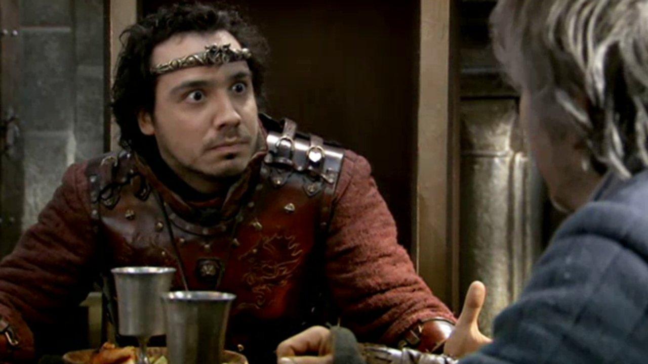 Kaamelott : 10 fois où Arthur a sonné les cloches à Perceval