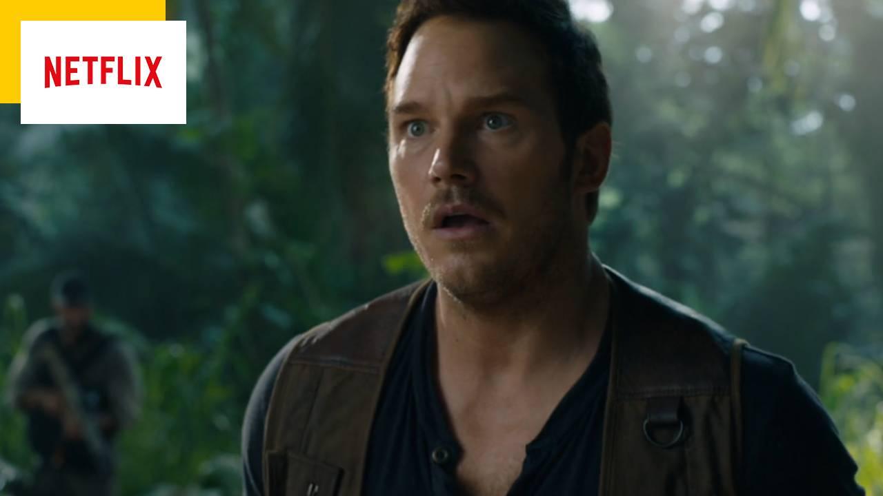 Jurassic World 2 est sur Netflix... et le film cache un joli clin d'œil à Indiana Jones