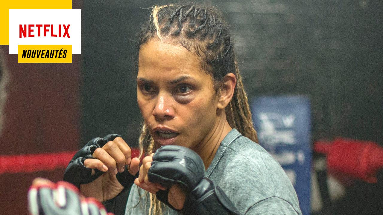 Halle Berry dans l'octogone ! Elle se transforme en championne de MMA pour Netflix