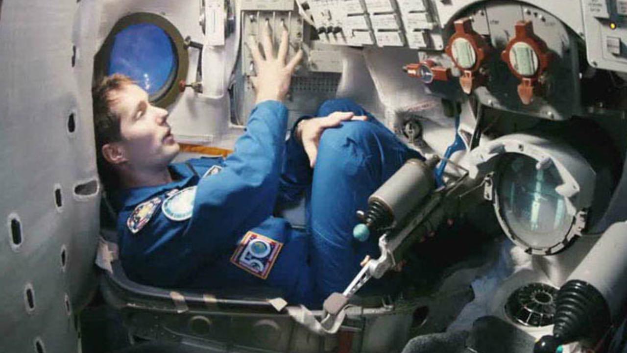 Thomas Pesquet : après Kaamelott, il reçoit un autre film français dans l'espace !