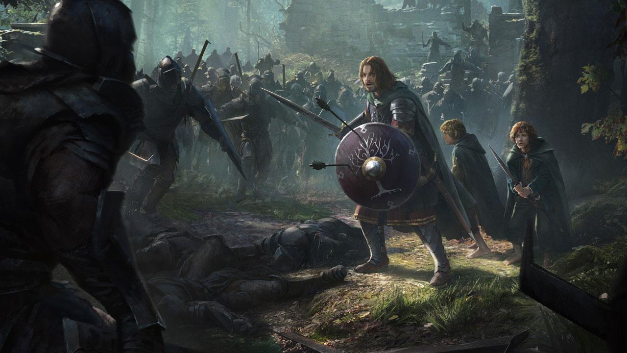 Le Seigneur des anneaux : Appel aux armes : 3 choses à savoir sur le jeu vidéo inspiré de la saga