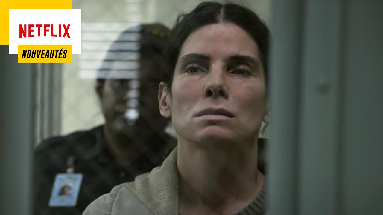 Sandra Bullock campe une ex-détenue fatiguée dans la bande-annonce du film Netflix Impardonnable