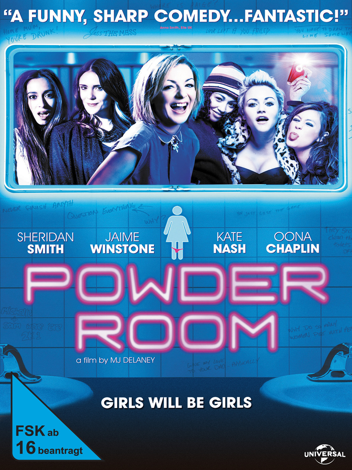 Powder Room dvdrip