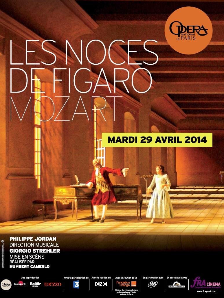 Les Noces de Figaro (FRA Cinéma)
