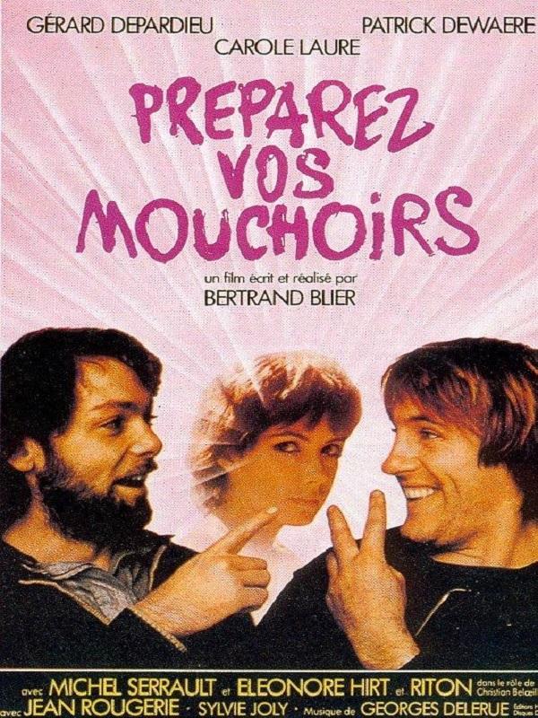 Affiche Du Film Prparez Vos Mouchoirs Affiche 2 Sur 2