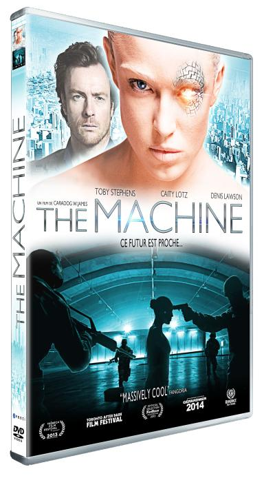 The Machine [DVDRiP] [MULTI]