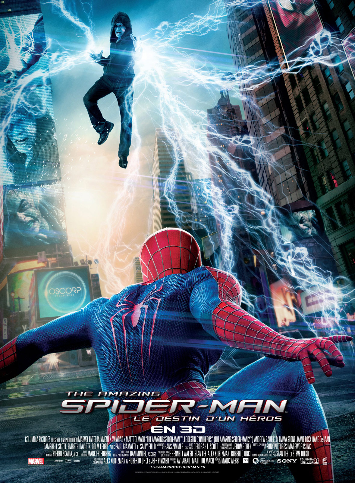 (VO) The Amazing Spider-Man 2 : le destin d'un Héros