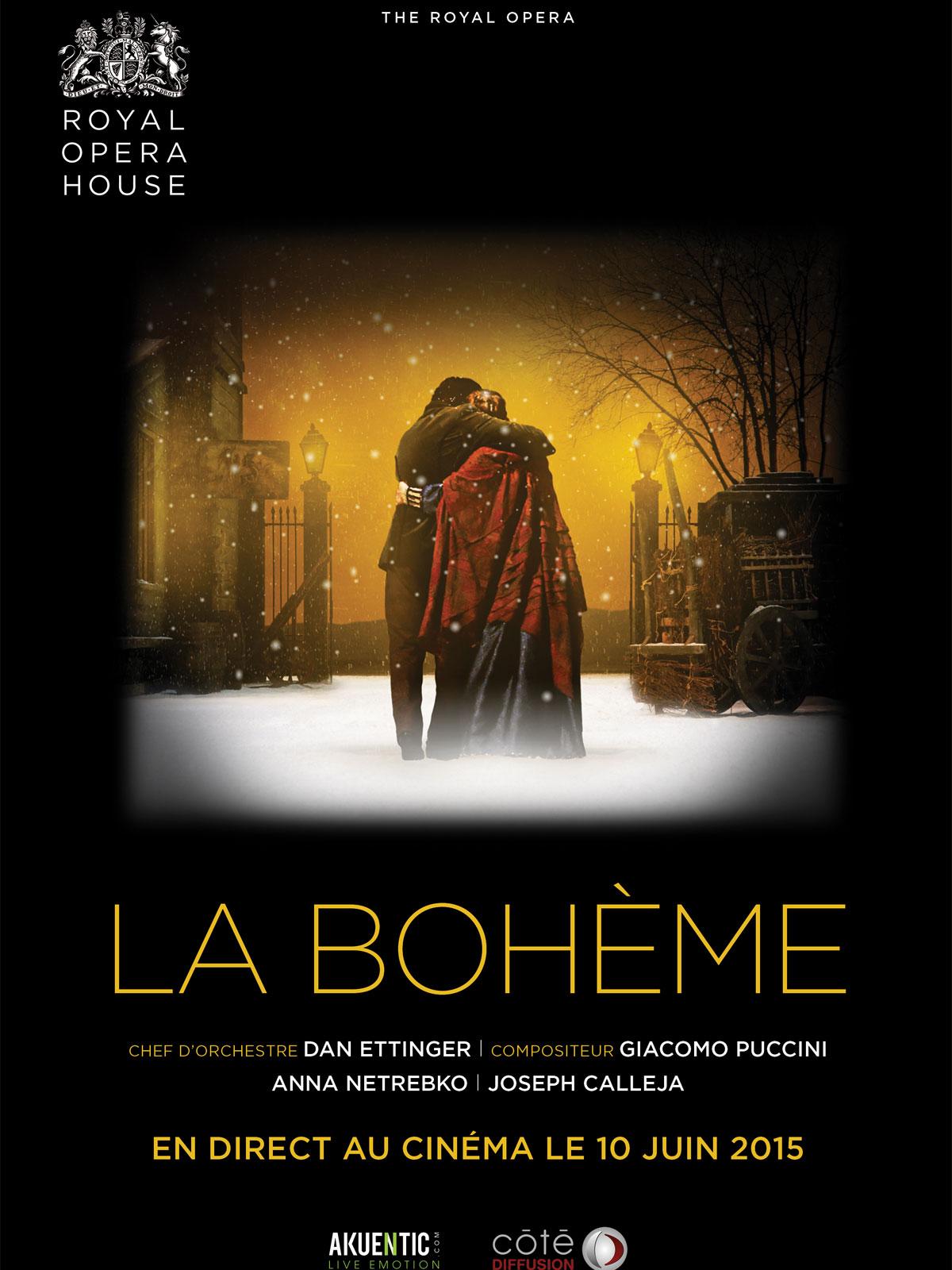 La Bohème (Côté Diffusion)