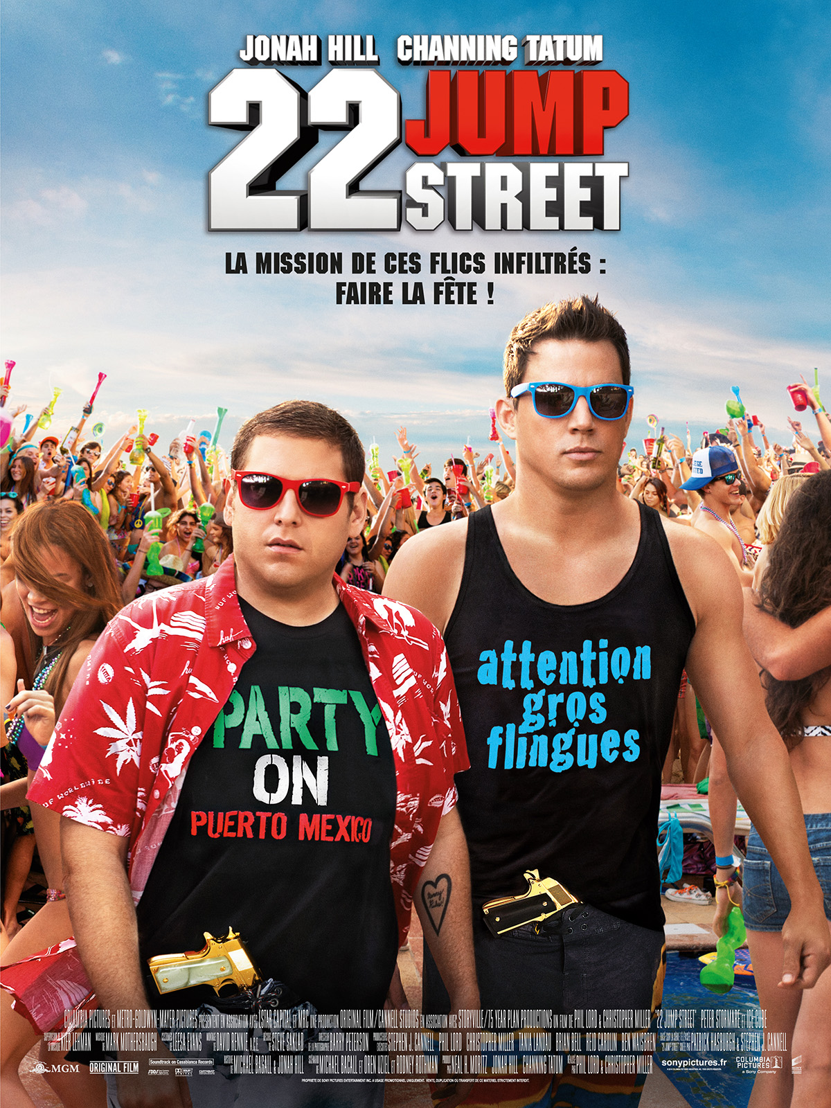 22 Jump Street | UpToBox + 1Fichier | BRRiP | 2014