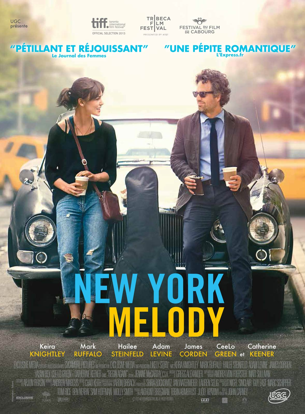 New York Melody (2014) en français