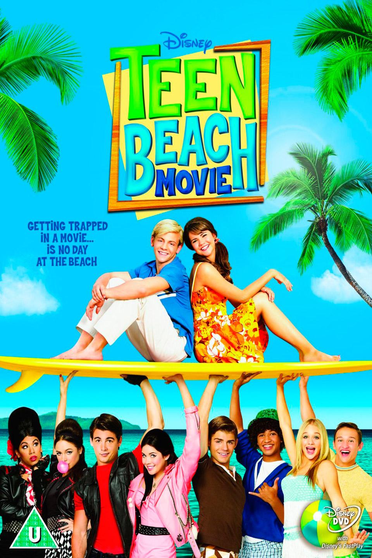 damned de teen beach movie