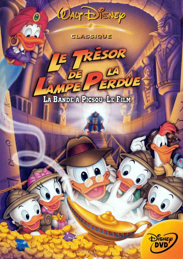 Image La Bande à Picsou : le film - Le Trésor de la lampe perdue