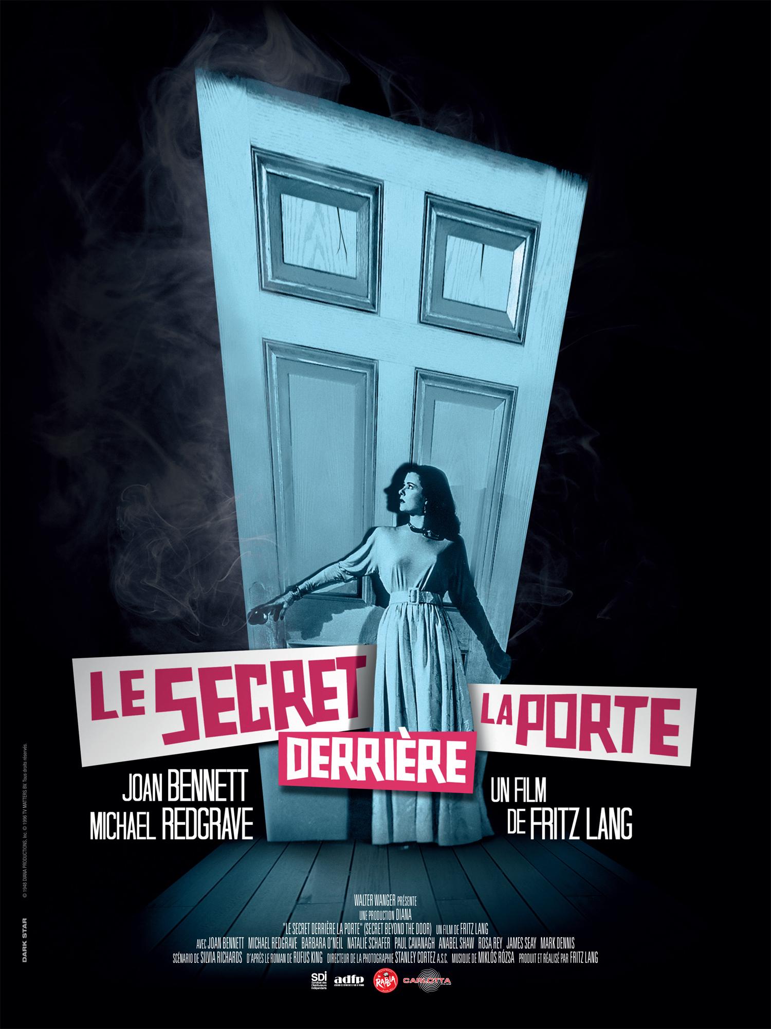 Le secret derri re la porte film 1948 allocin - Derriere les portes fermees streaming ...