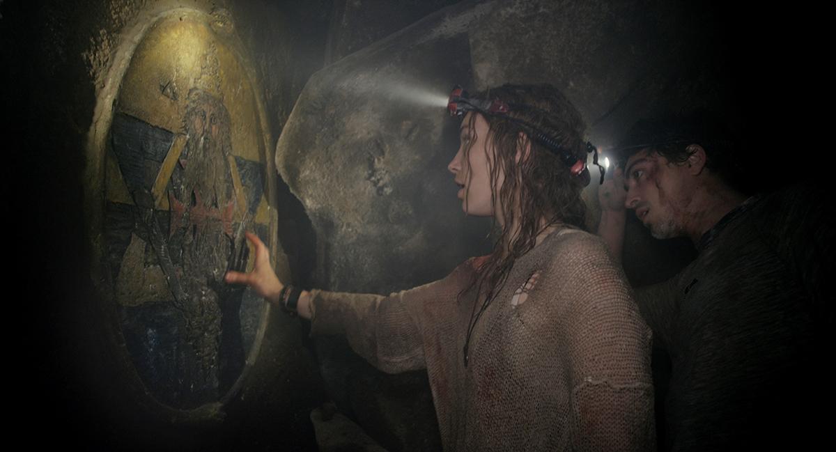Photo du film Catacombes - Photo 7 sur 11 - AlloCiné
