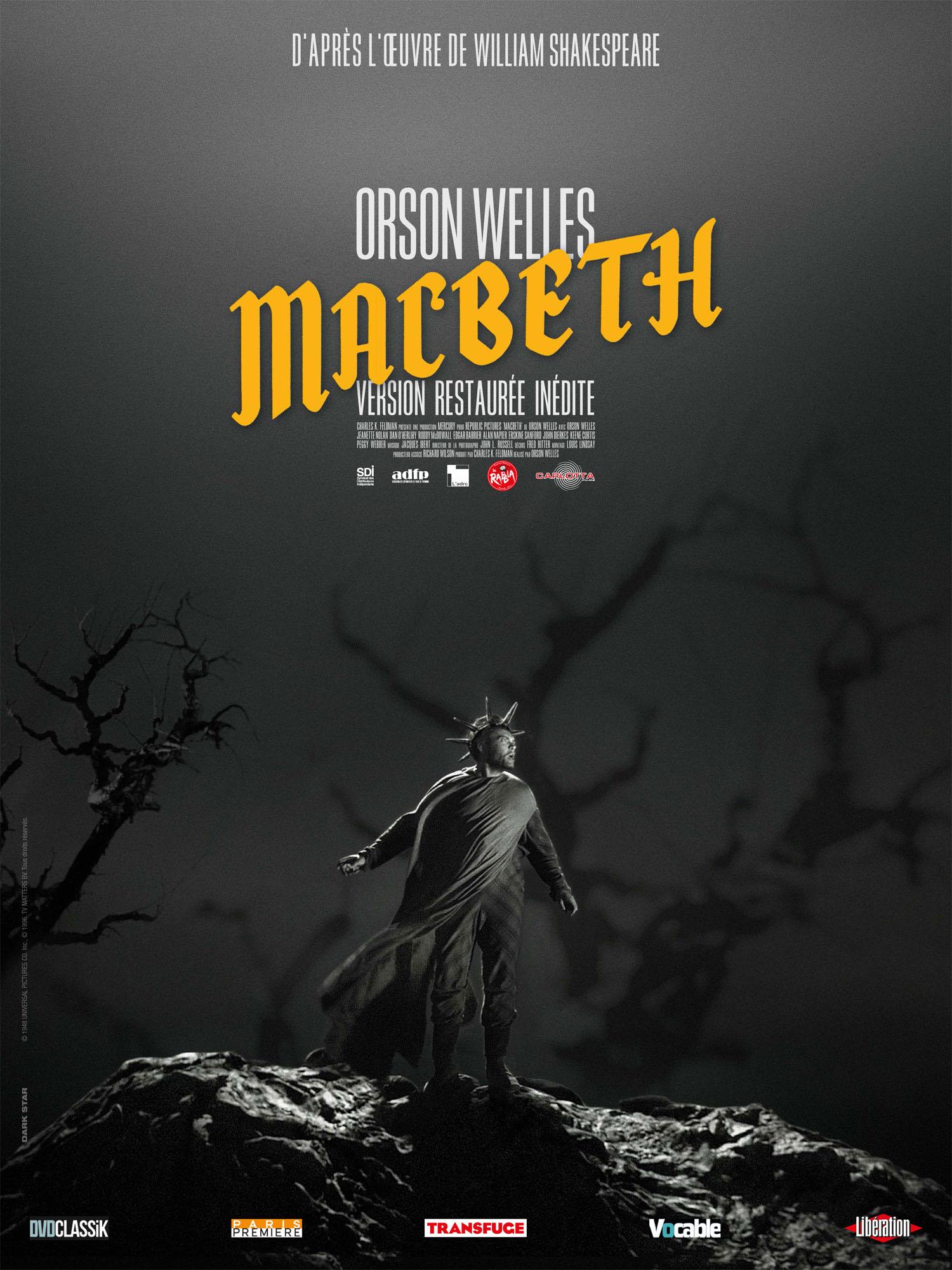Macbeth Stream