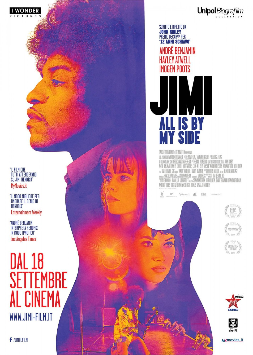 Jimi All Is By My Side Film 2013 Allocin 233