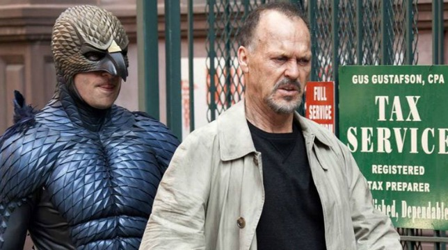 Michael Keaton - Birdman. le ciné d'Alain