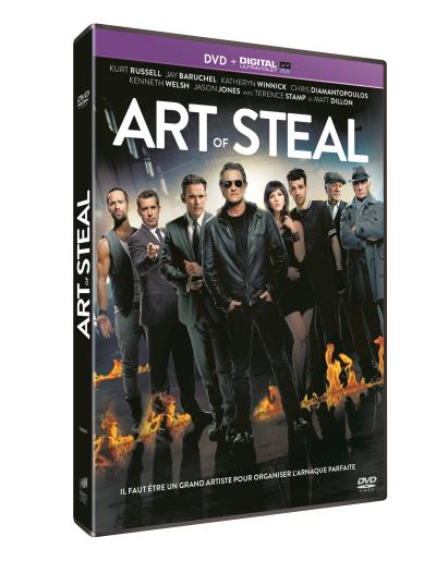 The Art of the Steal | Multi | BDRiP | 2013