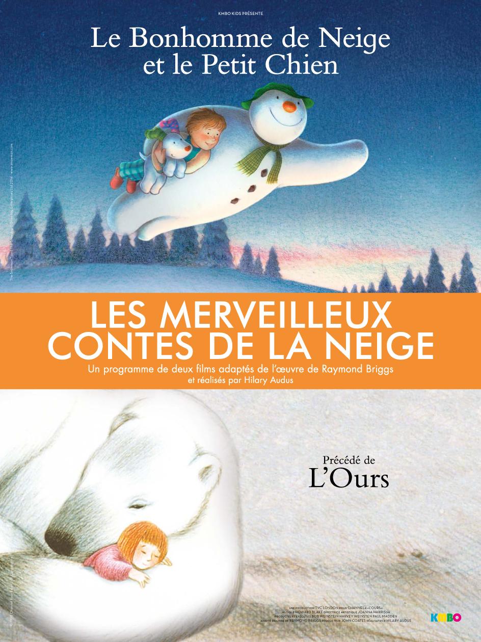 Les merveilleux contes de la neige