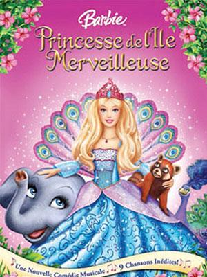 Barbie princesse de l 39 le merveilleuse film 2007 allocin - Barbie et l ile merveilleuse ...
