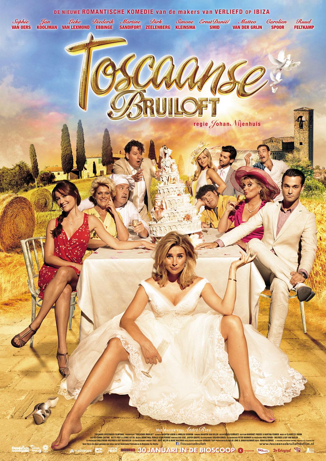 toscaanse bruiloft - film 2014 - allociné