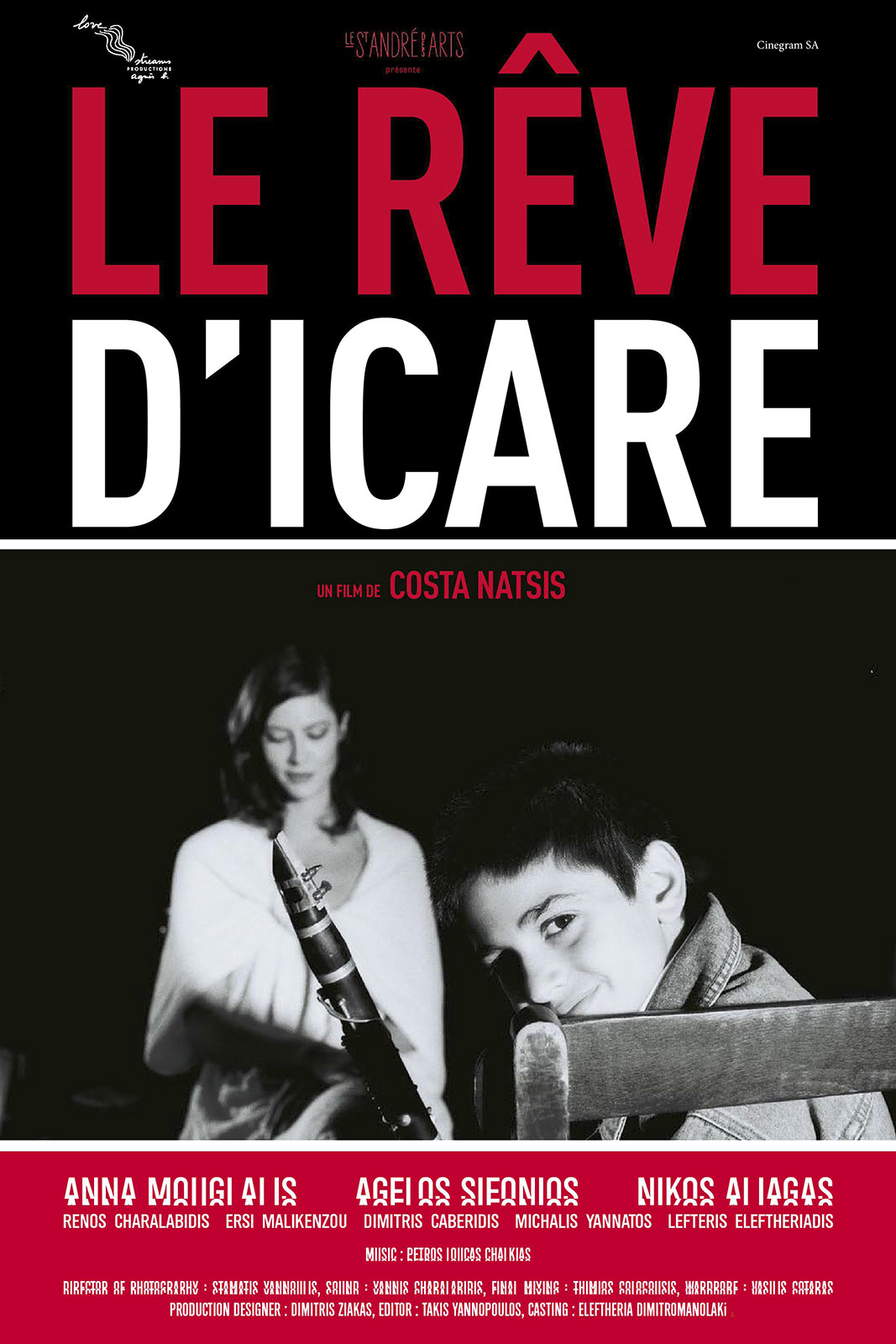 Le R�ve d'Icare streaming