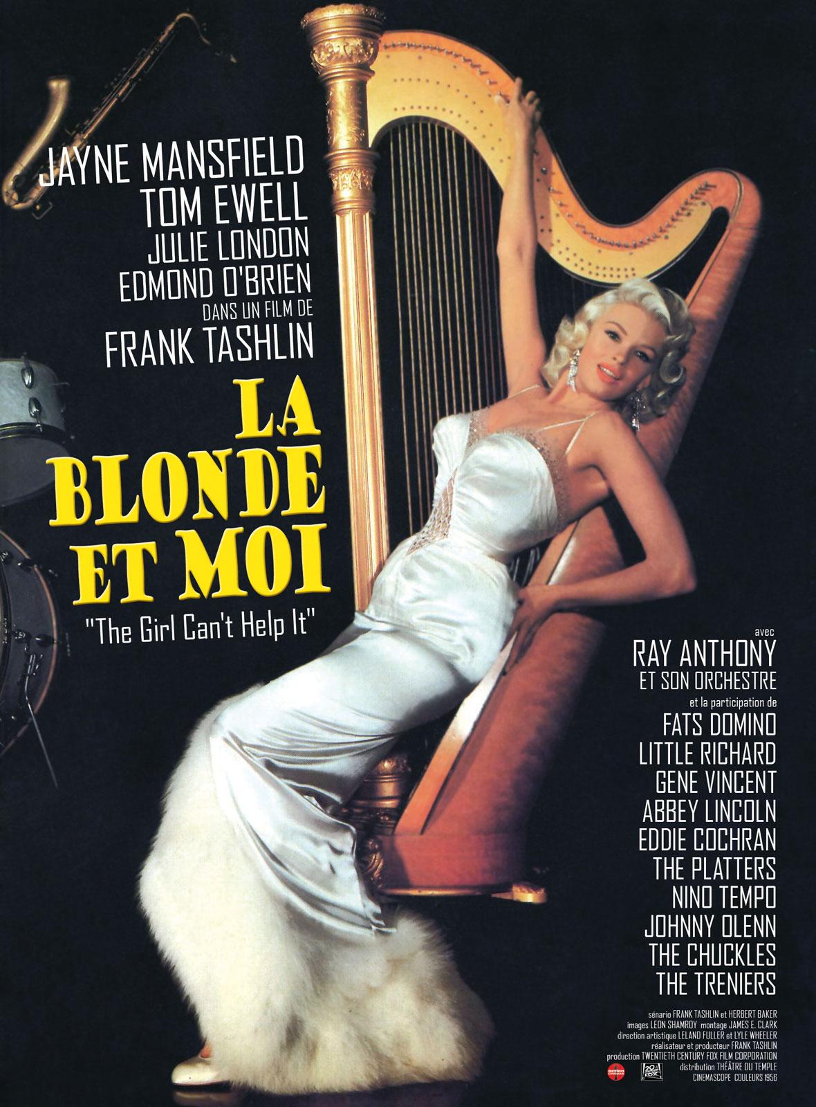 La Blonde et moi streaming