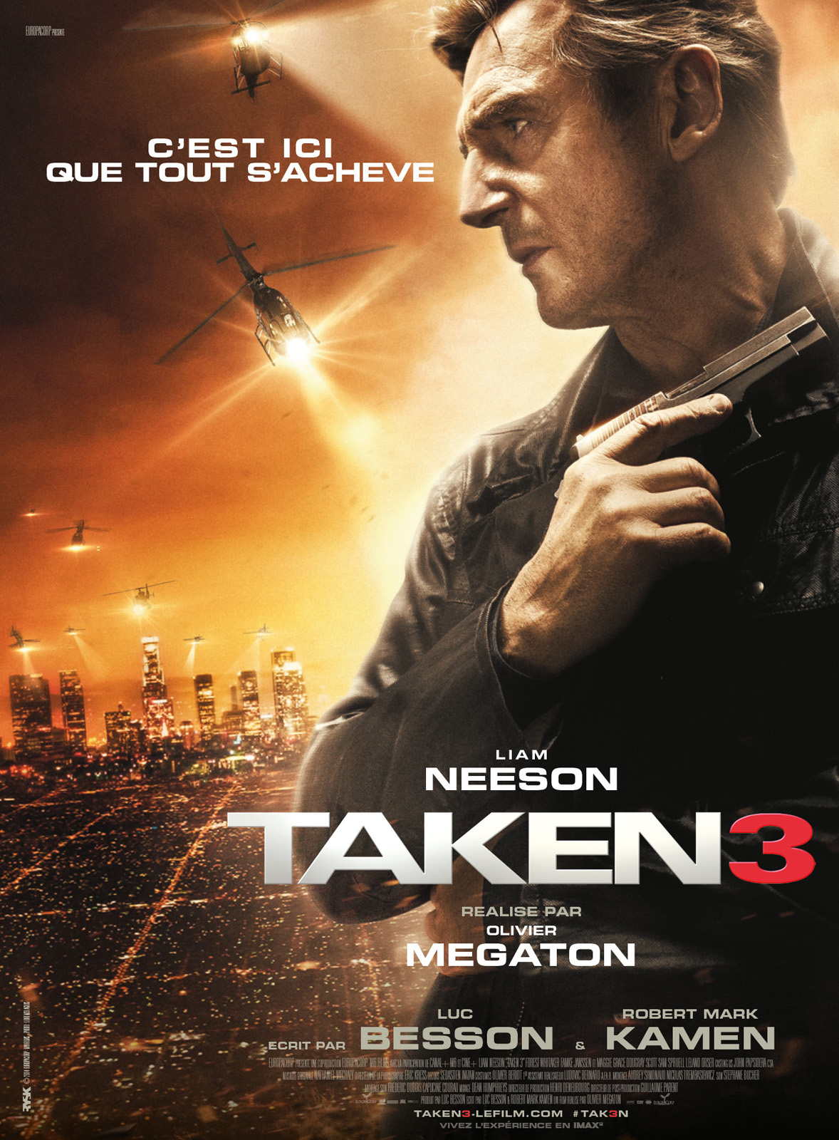 Taken 3 - film 2014 - AlloCiné