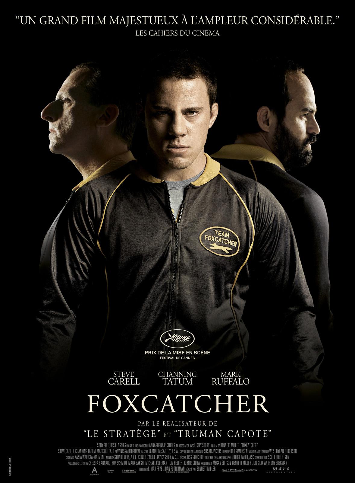 foxcatcher film 2014 allocin. Black Bedroom Furniture Sets. Home Design Ideas