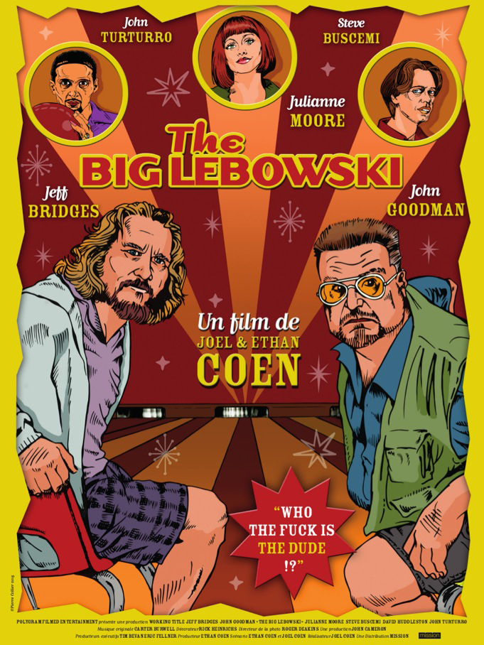 the big lebowski photos et affiches allocin. Black Bedroom Furniture Sets. Home Design Ideas