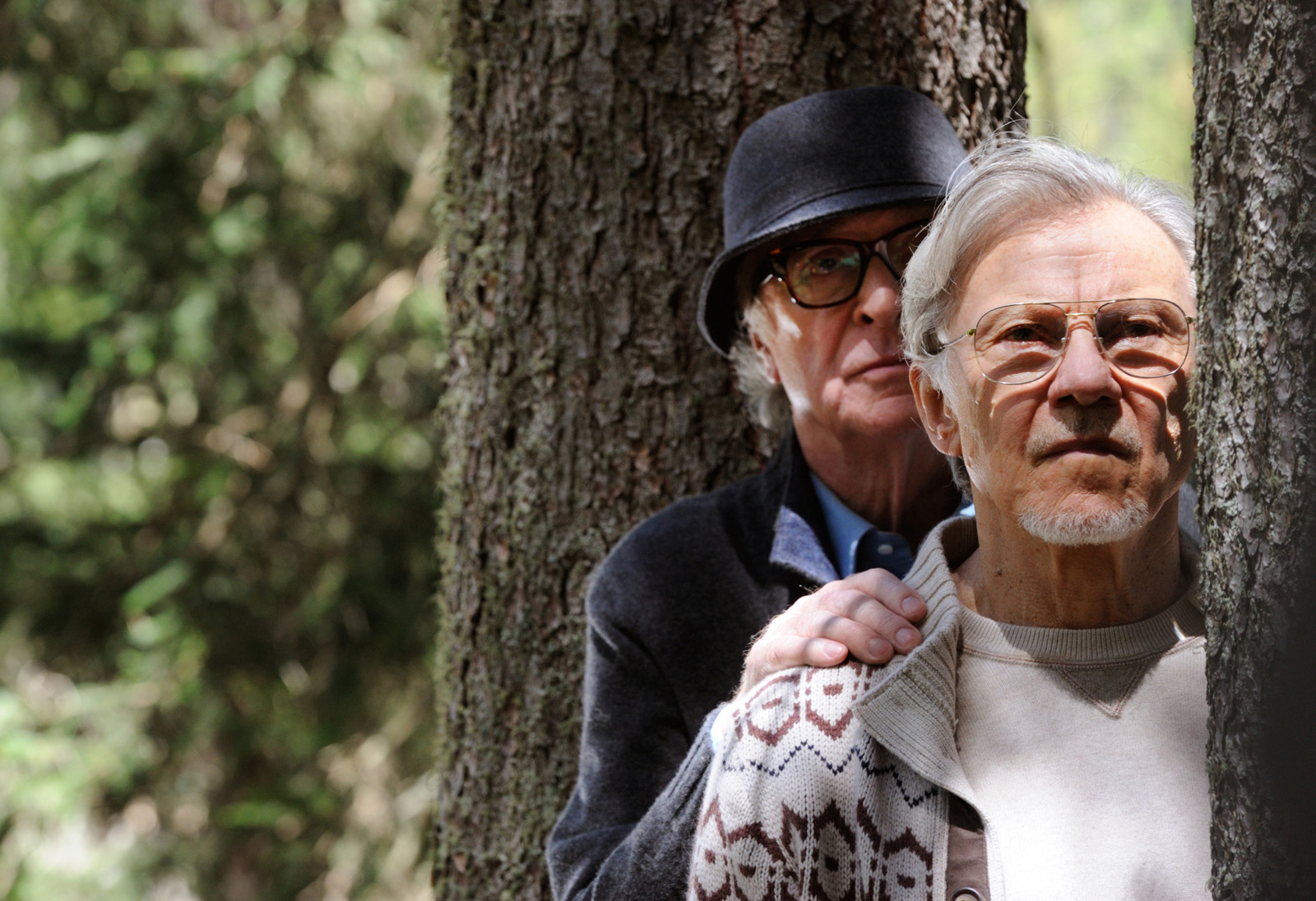 Youth - Harvey Keitel et Michael Caine