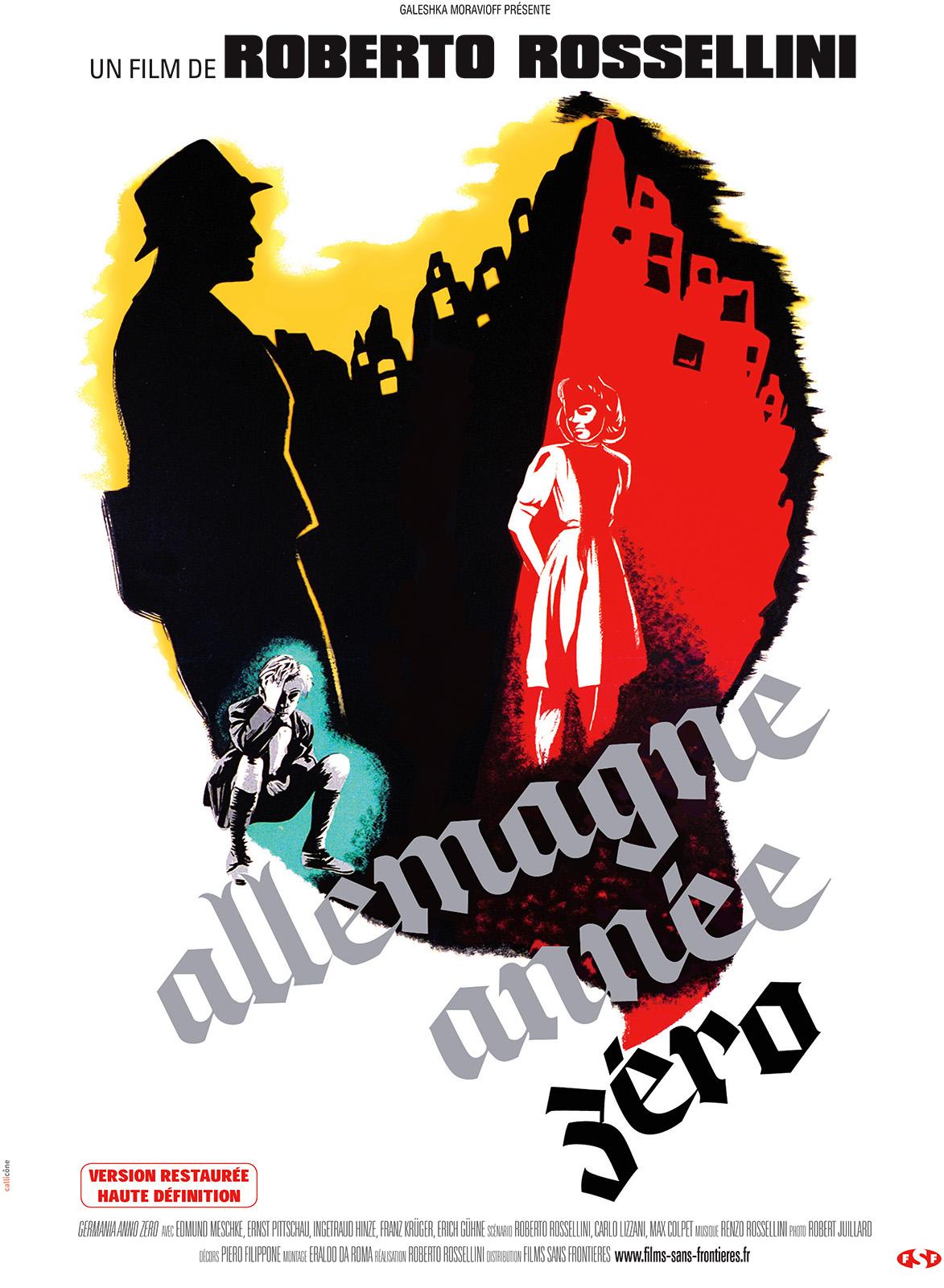 Assez Allemagne année zéro - film 1947 - AlloCiné KL45