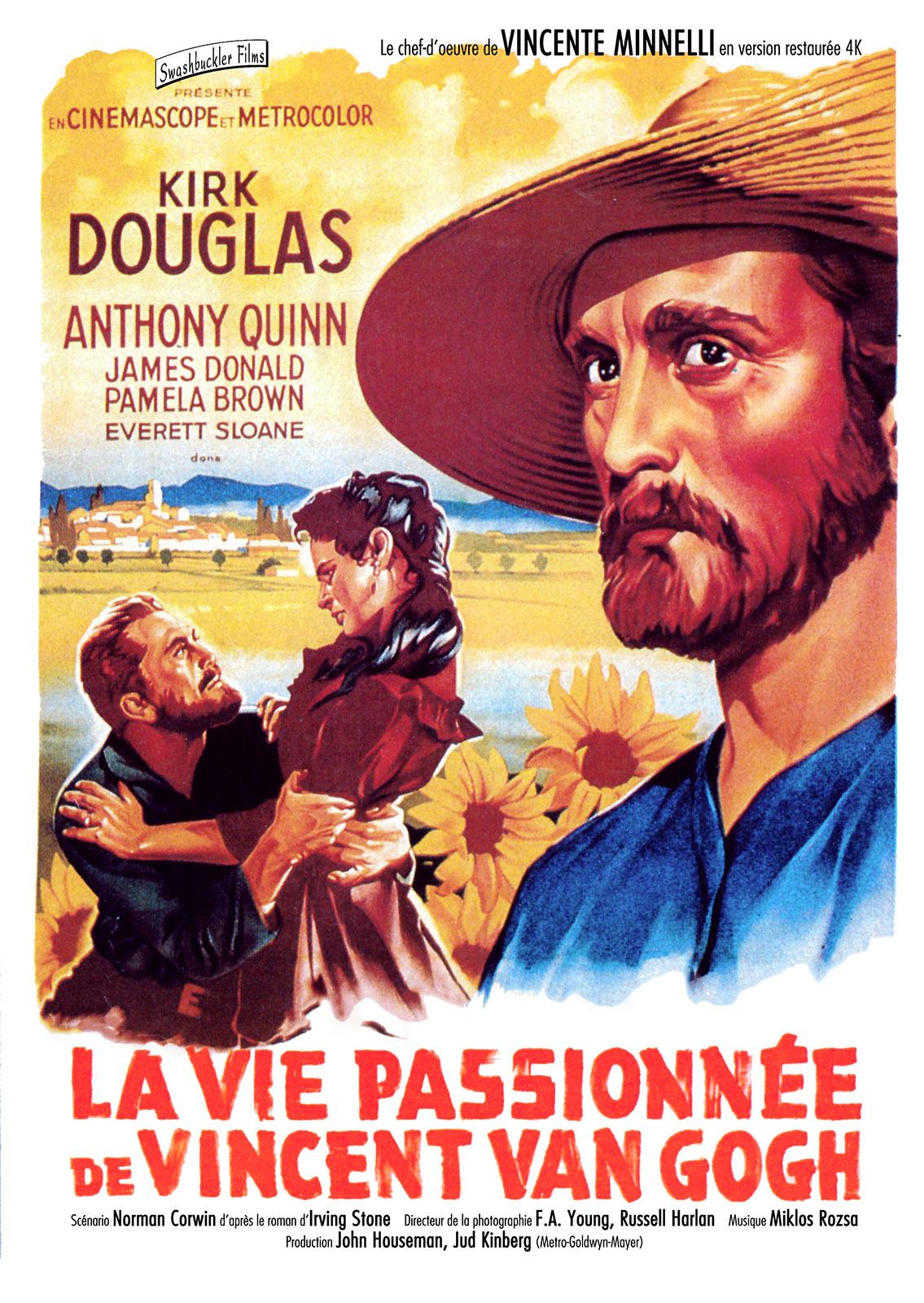News du film La Vie passionnée de Vincent
