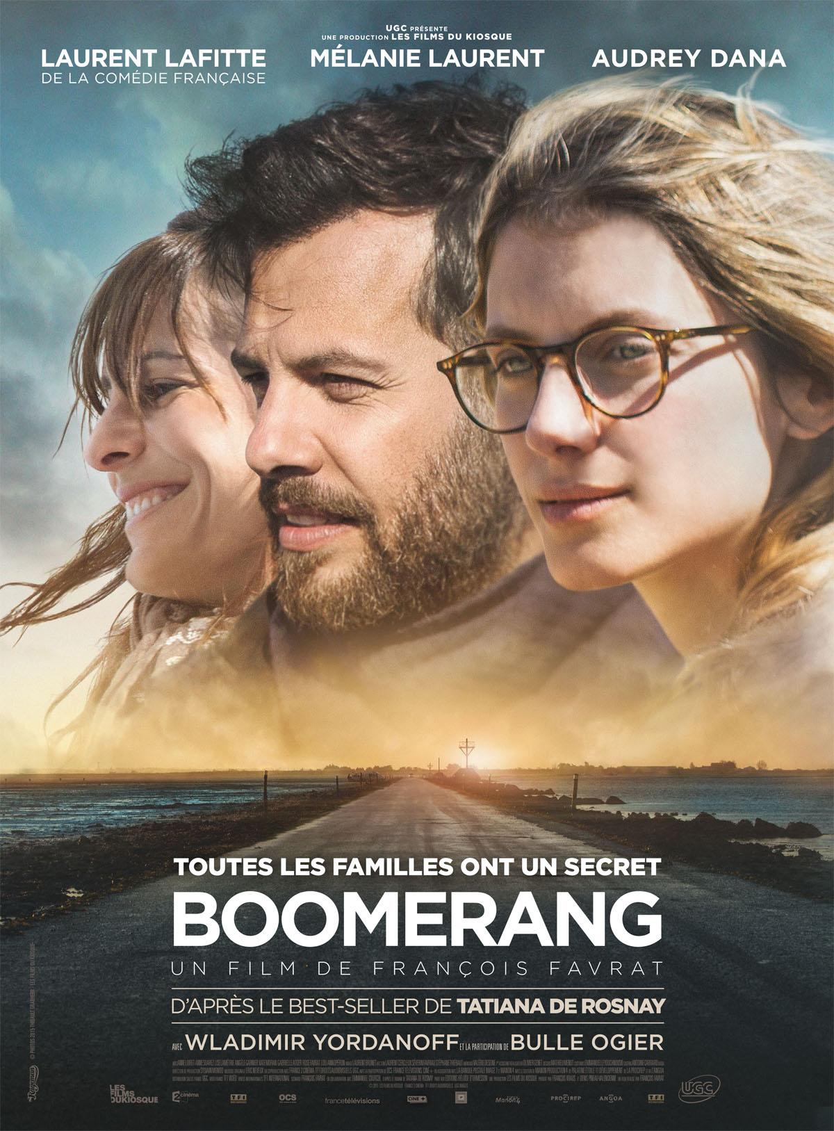Boomerang (2015) affiche