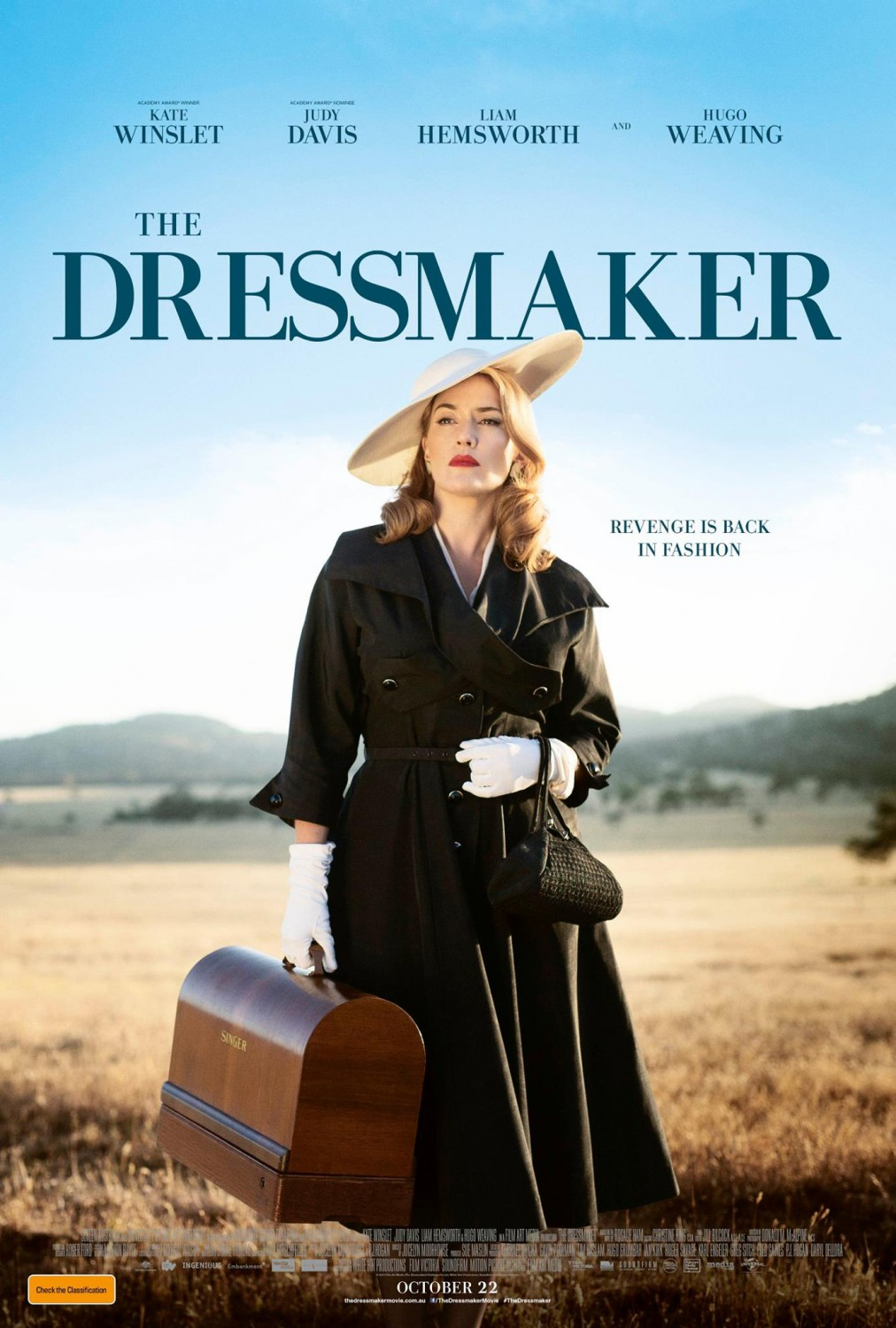 The Dressmaker - FRENCH BDRip
