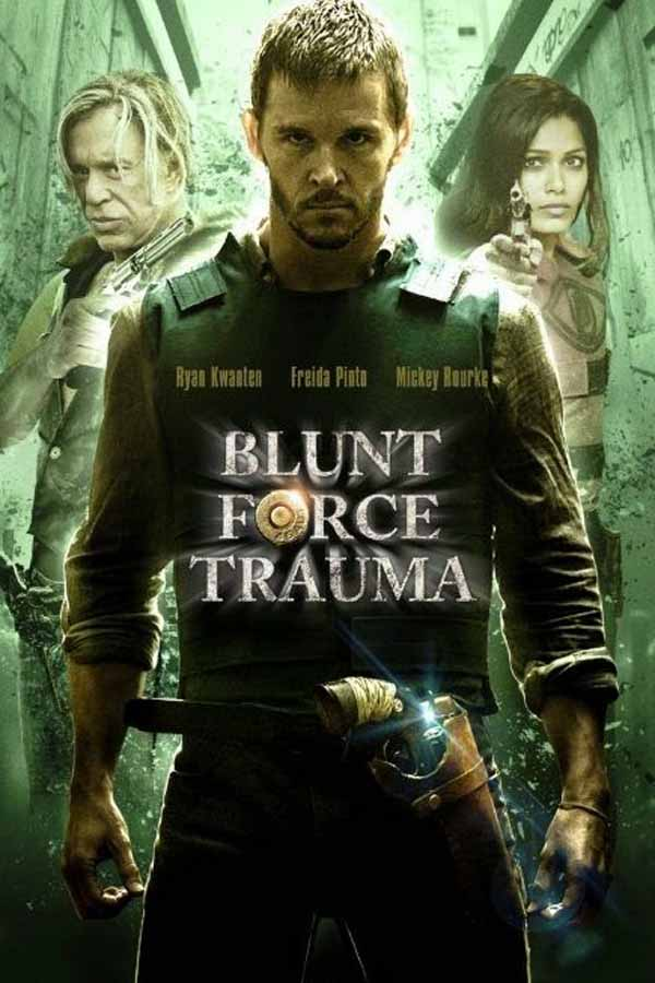 Blunt Force Trauma ddl