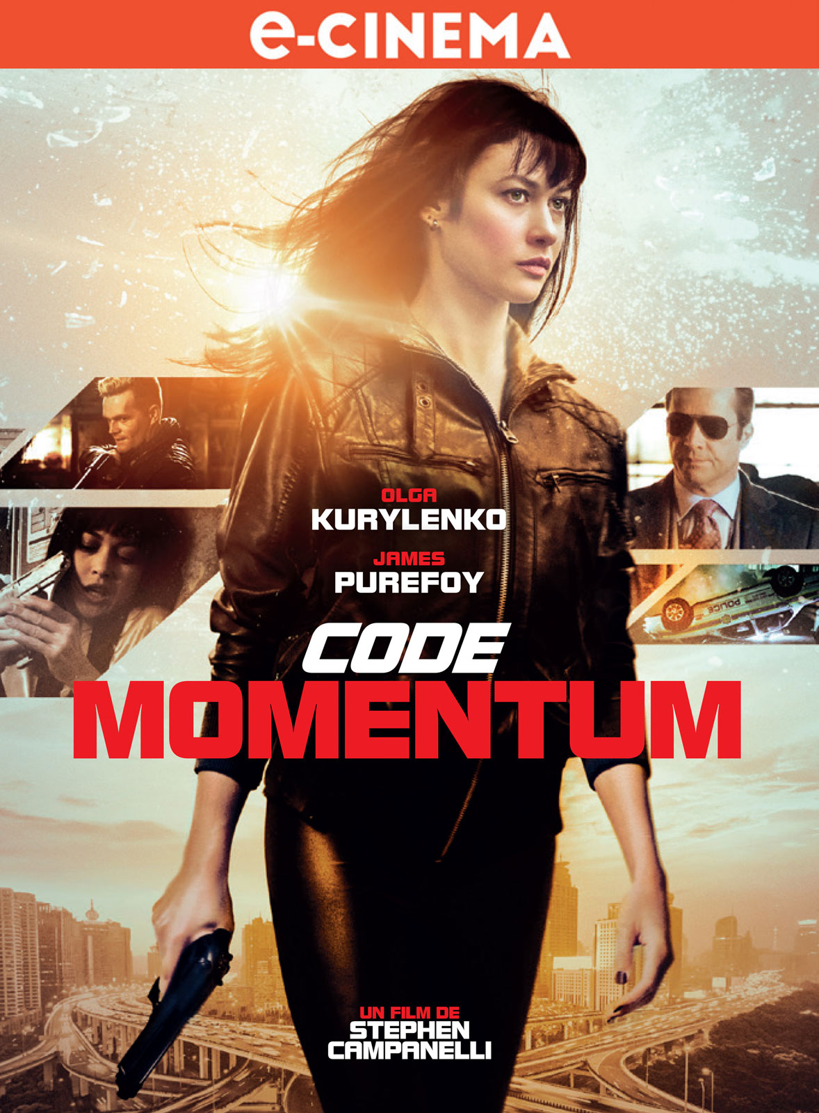 Code Momentum streaming
