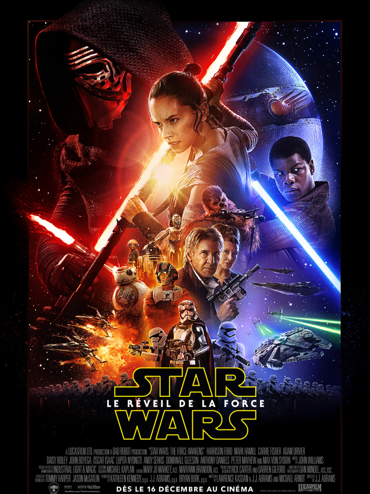 star wars 7   le r u00e9veil de la force