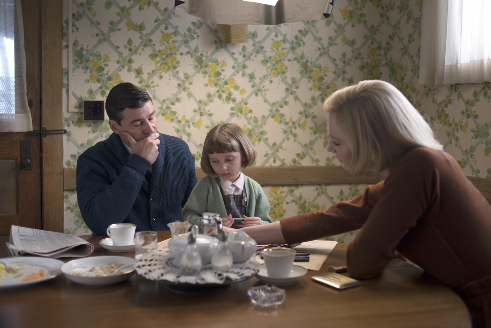 Carol : Photo Cate Blanchett, Kennedy K. Heim, Kyle Chandler